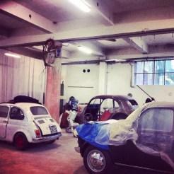 La Factory Dream di Mimmo Laganà