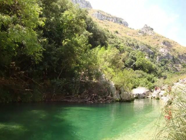 Cava Grande, Sicilia - Italy
