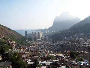 Rocinha, Rio de Janeiro - Brasile