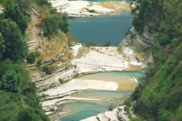Cava Grande, Sicilia