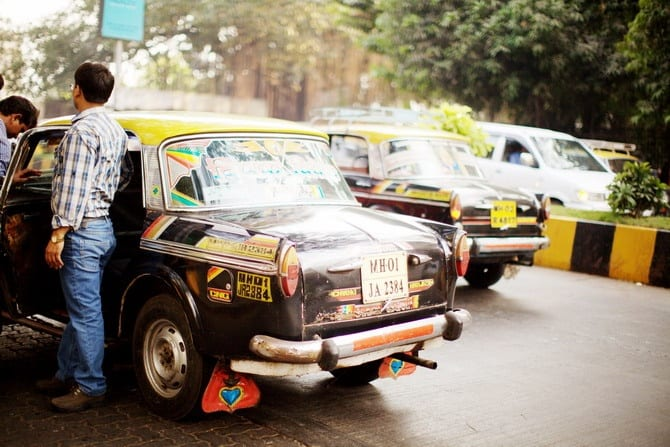 Taxi - Mumbai, India