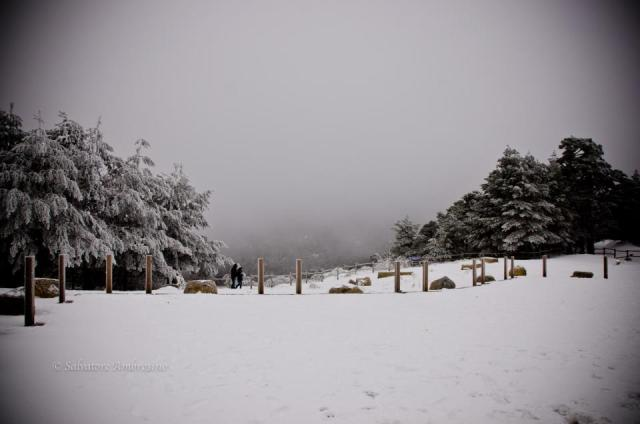 Passo di Navacerrada - Spagna