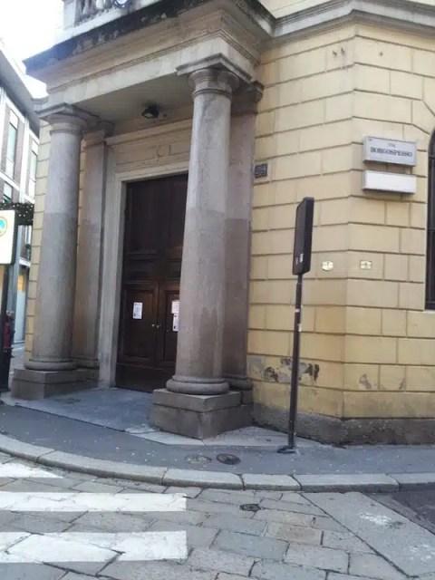 Scuola di Via Spiga - Milano, Italy