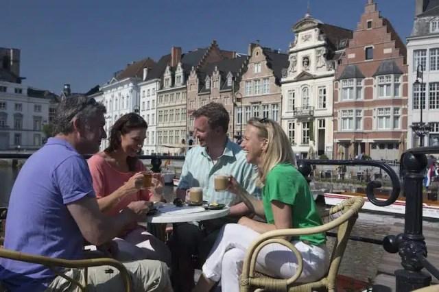 Turismo fluviale in Belgio