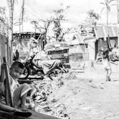Volontariato nelle Filippine dopo il tifone Haiyan