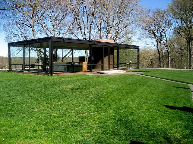 Glass House - New Canaan, CT, USA