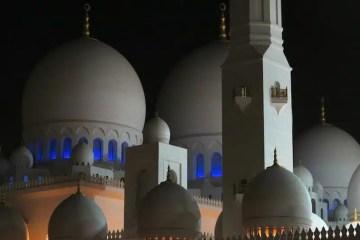 Grande Moschea Sheikh Zayed - Abu Dhabi, UAE