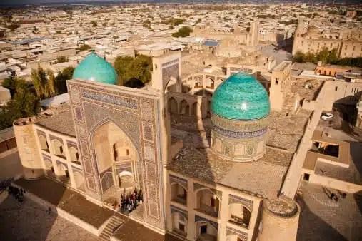 Kalon Mosque - Uzbekistan