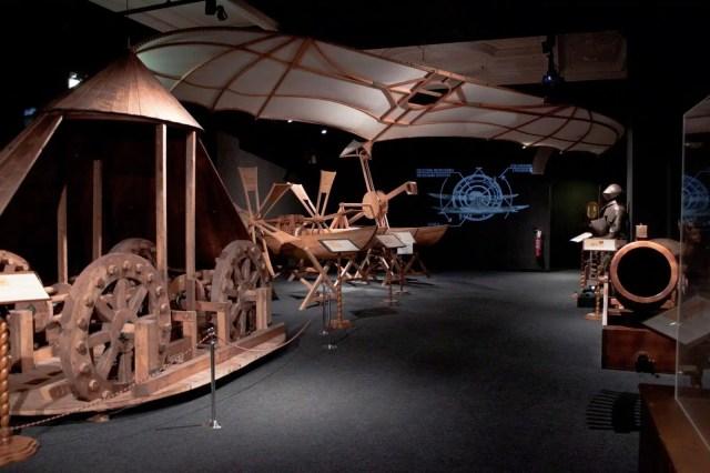 Museo Leonardo Da Vinci - Firenze, Italia