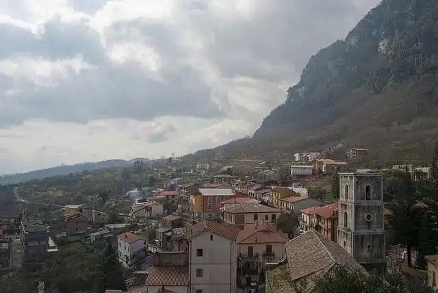 Sant'Angelo a Scala, Irpinia - Italia
