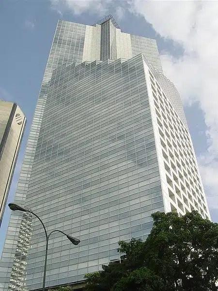 Centro Financiero Confinanzas - Caracas, Venezuela