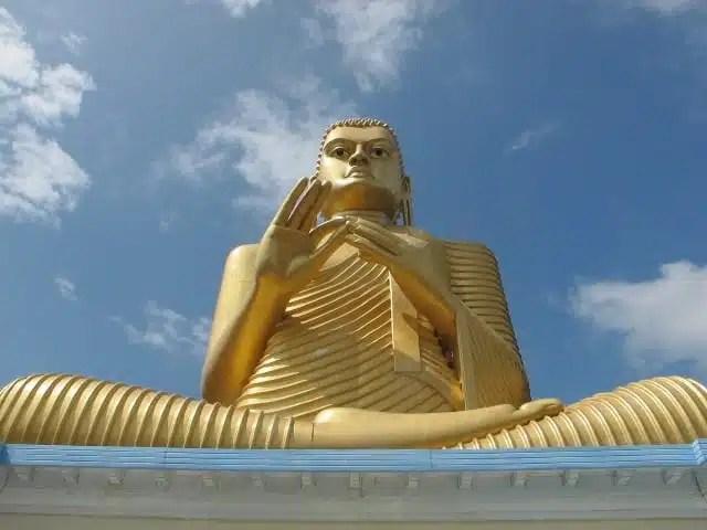 Tempio d'oro di Dambulla - Sri Lanka