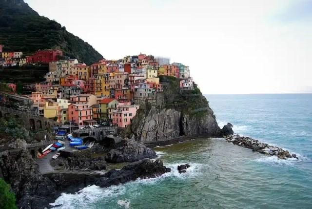 Manarola - Cinque Terre, Liguria
