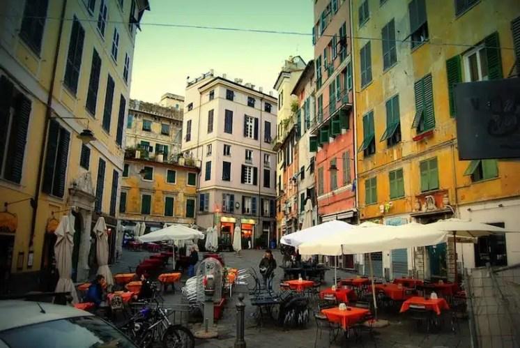 Genova, Liguria - Italia