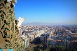 Sagrada Familia - Barcellona, Spagna