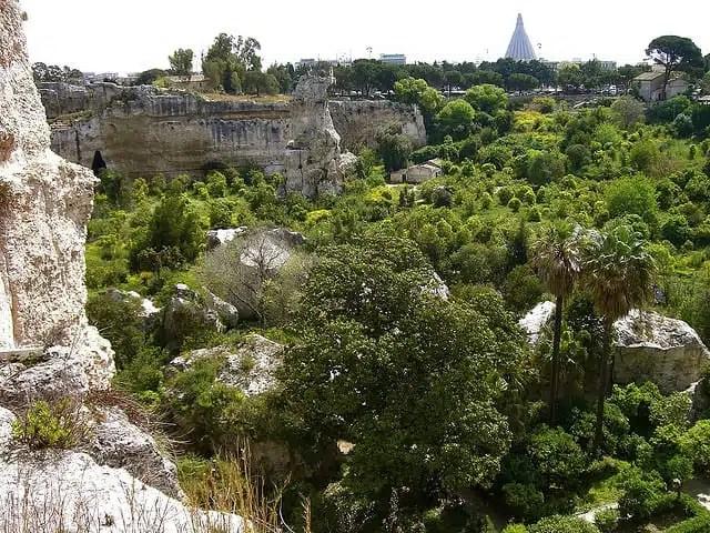 Parco Archeologico Neapolis - Siracusa, Sicilia, Italia
