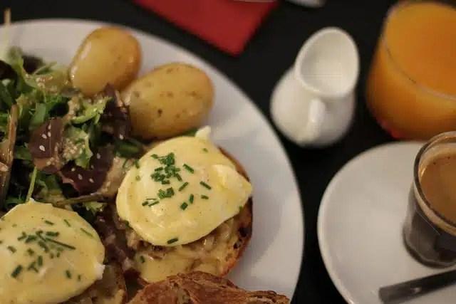 Parigi capitale del gusto dalle origini allo street food for Soggiornare a parigi