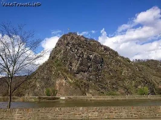 Roccia della Loreley - Valle del Reno, Germania