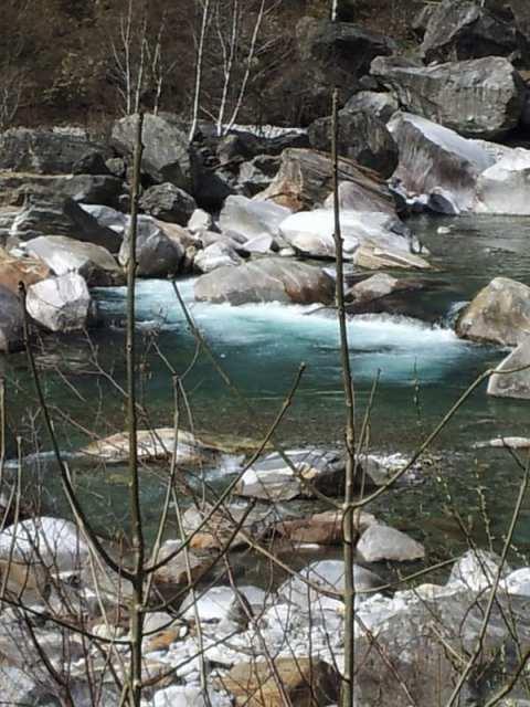 Val Verzasca - Ticino, Svizzera