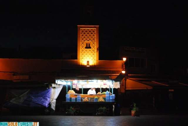 Jemaa el-Fnaa - Marrakech, Marocco