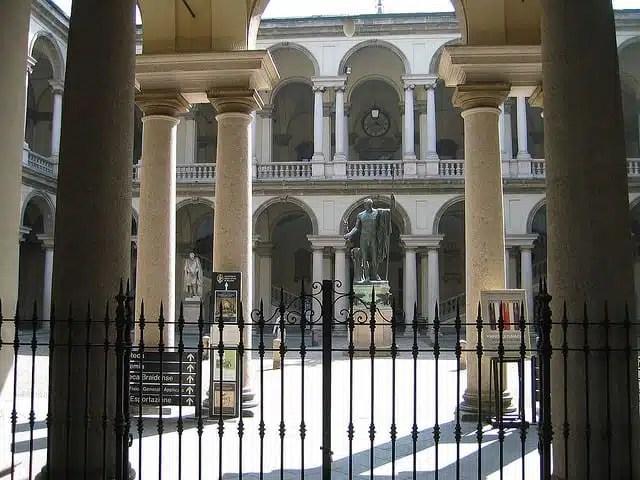Pinacoteca di Brera - Milano, Italia