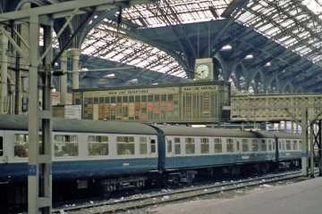 Stazione di Liverpool - UK