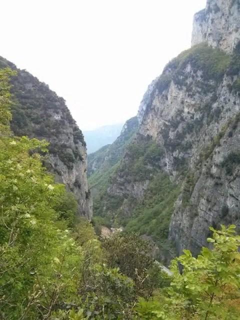 Gola di Frasassi, Marche - Italia
