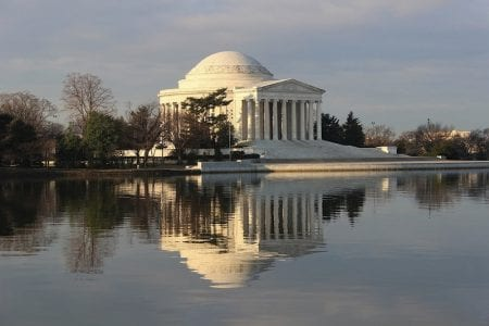 Jefferson Memorial - Washington DC, USA