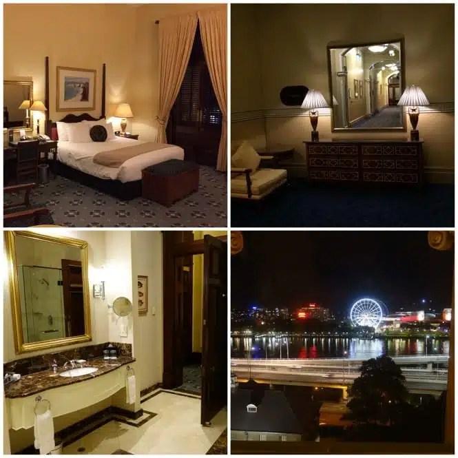 Tresurey Hotel Brisbane