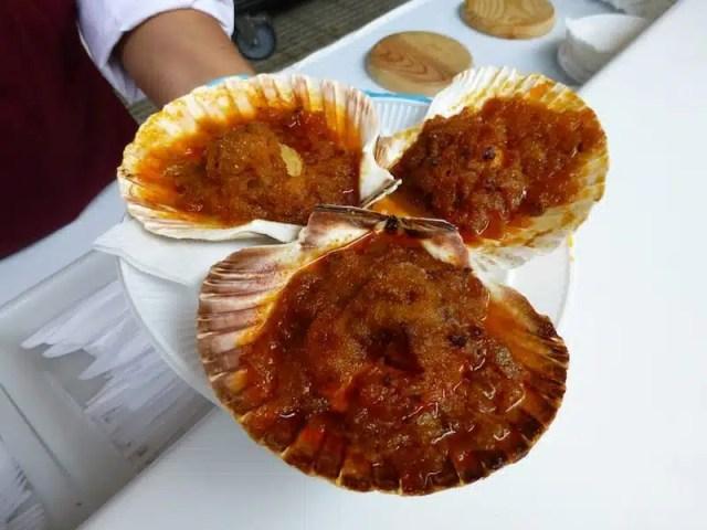 Vieiras - cucina spagnola