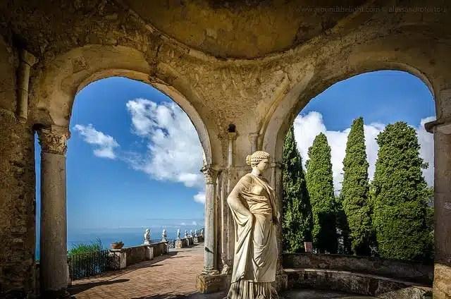 Villa Cimbrone, Ravello - Costiera Amalfitana, Italia