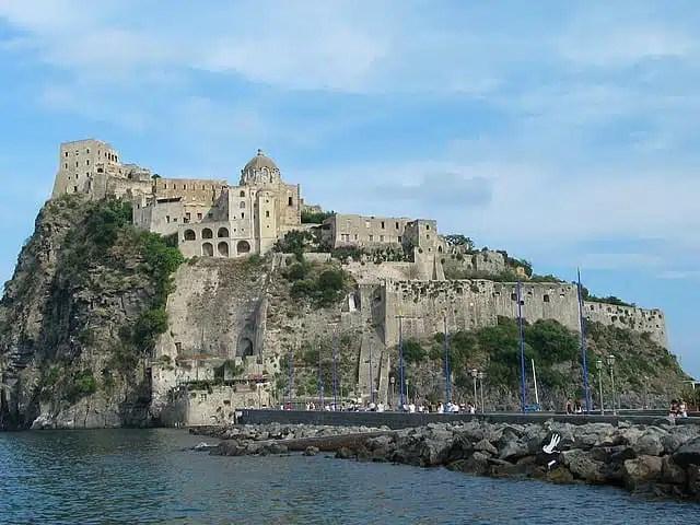 Castello Aragonese - Ischia, Italia