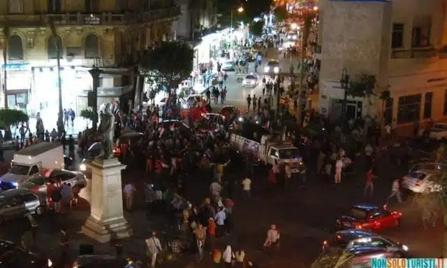 Talaat Harb Square - Cairo, Egypt