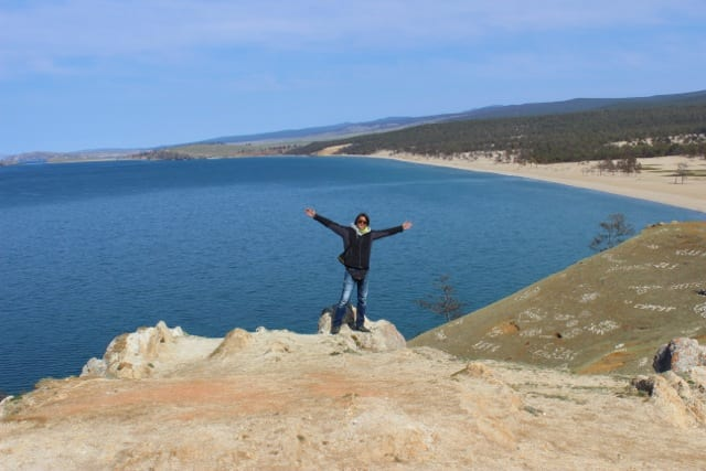 Trip therapy - Lago Baikal Russia