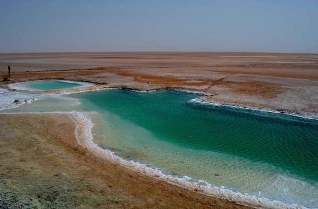 Chott El Jerid - Tunisia