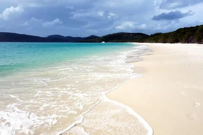 Whitehaven Beach - Whitsunday Islands, Australia