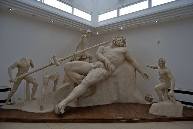 Museo Archeologico di Sperlonga, Italia