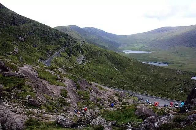 Conor Pass - Irlanda