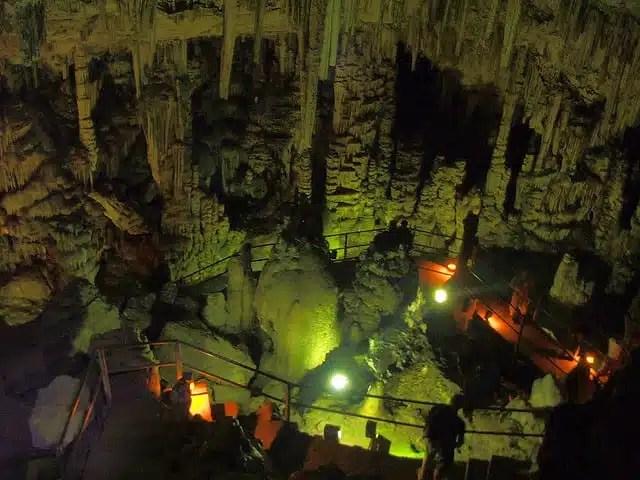 Grotta di Dikteon - Creta, Grecia