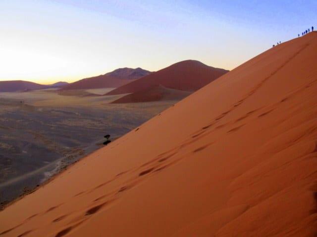 Duna 45, Deserto della Namibia
