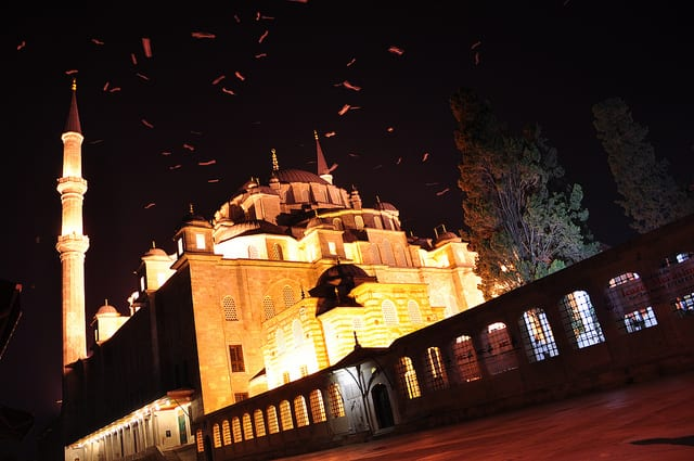 Mosque of Fatih - Istanbul, Turkey