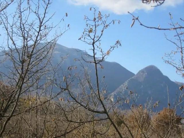 Irpinia, Campania, Italia