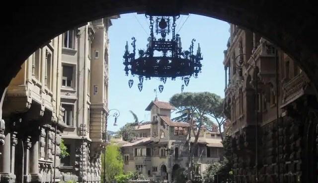 Quartiere Coppedè - Roma, Italia