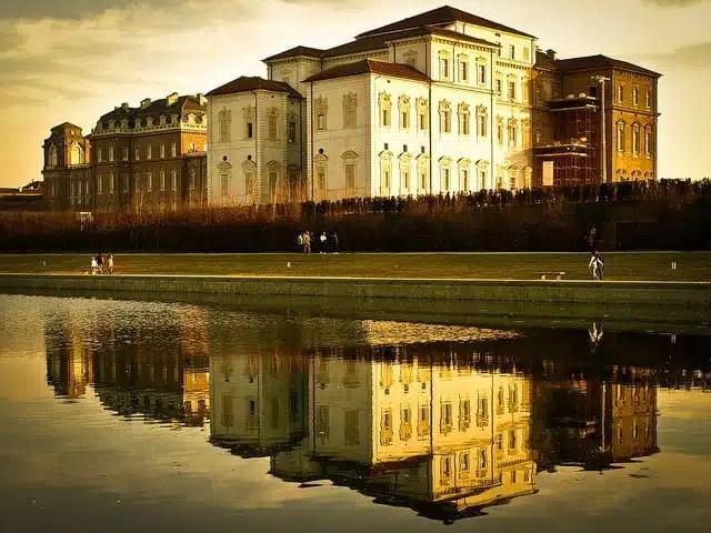 Reggia Venaria - Torino, Italia