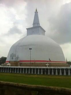 Ruvanvelisaya Dagoba, Anuradhapura - Sri Lanka
