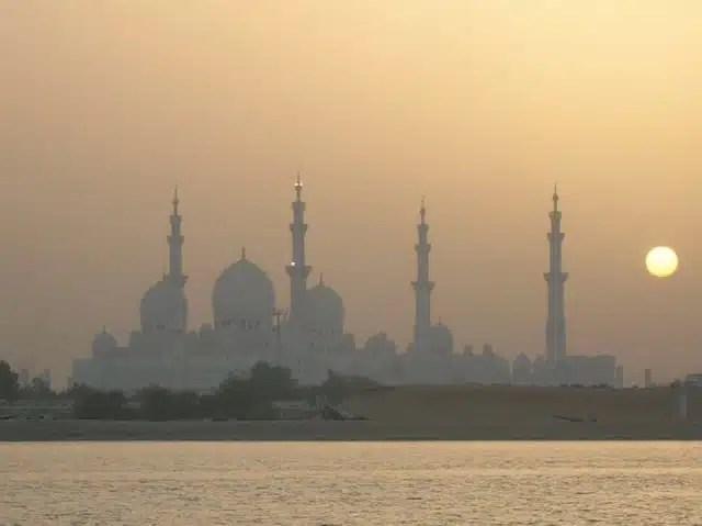 Moschea Sheikh Zayed - Abu Dhabi