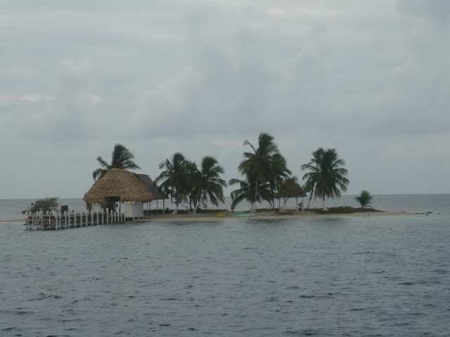 Cayo - Belize in barca a vela