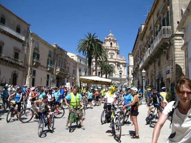 Cicloraduno Fiab - Marina di Ragusa, Sicilia, Italia
