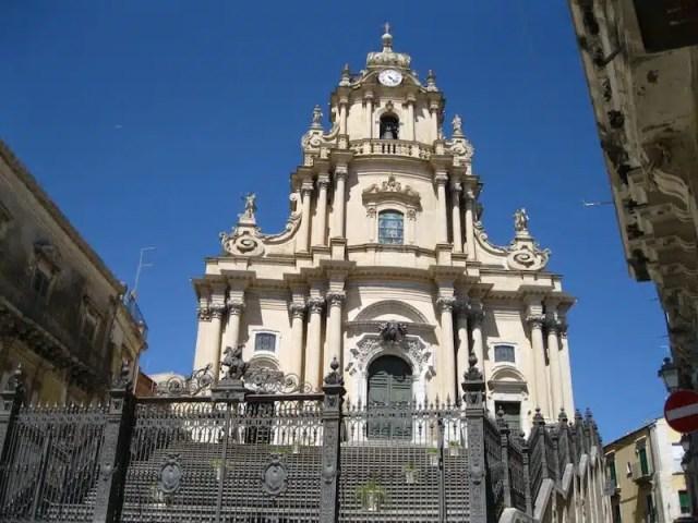 Ibla, Sicilia, Italia