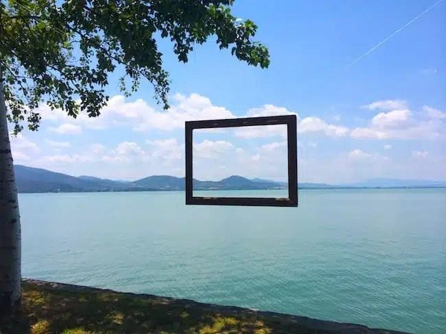 Trasimeno lake - Italy